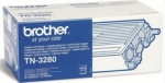 Картридж Brother TN-3280 оригинальный для HL5340D, 5350DN, 5370DW, 5380DN, DCP8085, 8070, MFC8370, 8880 (8 000 страниц)