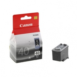 Картридж CANON PG-40 Pixma MP170, MP150, MP450, iP1600, iP2200 (16 ml) (329 страниц) оригинальный 0615B025