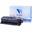 Kартридж NV-Print CF321A 653A Cyan для HP LJ Color M680, M680dn, M680f, M680z (16500 страниц)