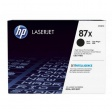 Kартридж Hewlett-Packard HP CF287X 87X Black Original LaserJet Toner Cartridge (CF287X) увеличеной ёмкости